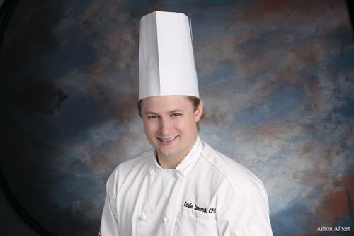 Chef Tancredi executive portrait