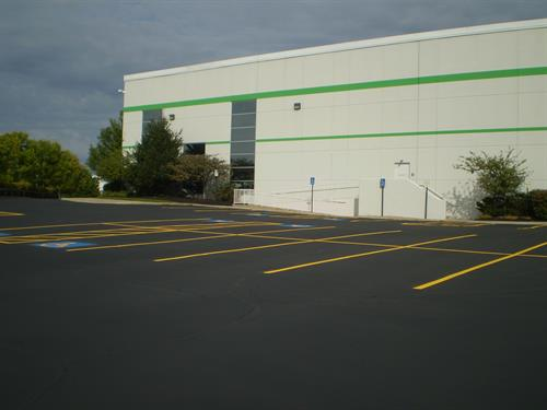 Commercial Warehouse after