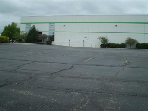 Commercial Warehouse before