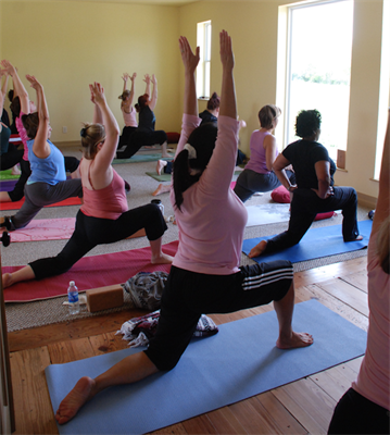 4-week Beginner Yoga Series - Jul 17, 2019 - Midlothian