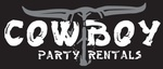 Cowboy Party Rentals