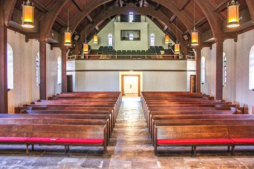 Howard Chapel Renovation at Barton College