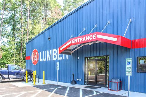 84 Lumber Durham Headquarters