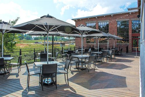 Natty Greene's Kitchen + Market Patio
