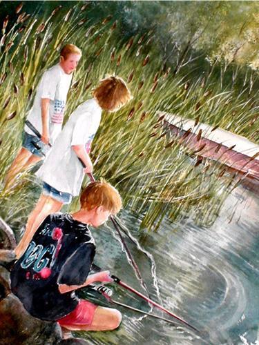 Fishimg Cousins