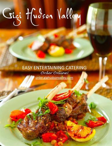 Easy Entertaining Catering Online!