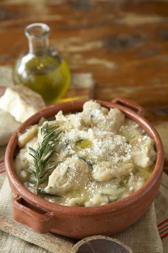 Creamy Tuscan Beans
