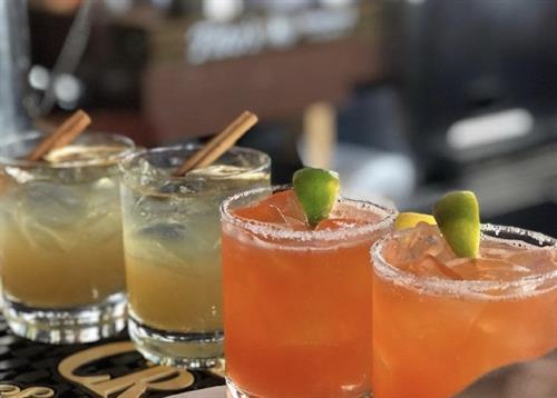 Amazing Seasonal Cocktails