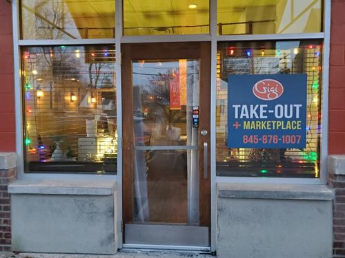 Separate Dine in and Take Out