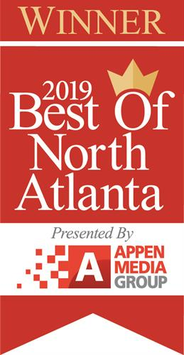Winner of the Best ObGyn of North Atlanta