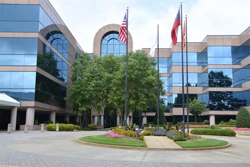 Alcon Johns Creek - Administration Building