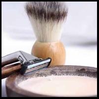 Roosters Men's Barber Shop provides hot steam facial shaves for complete relaxation. Serving Johns Creek, Suwanee, Cumming, Alpharetta, Duluth, and Norcross.