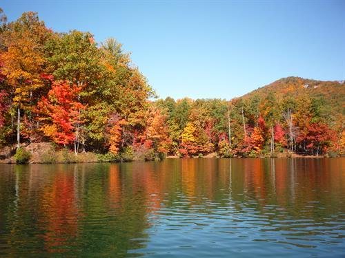 More Fall Colors - Big Canoe