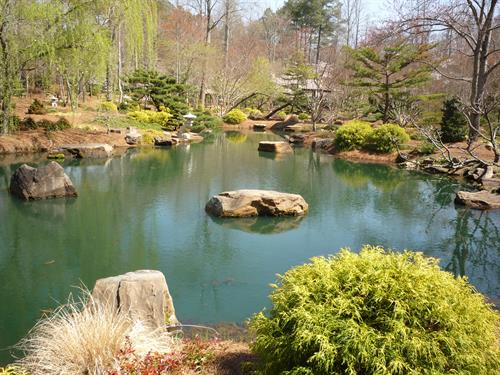 Gibbs Gardens - 5 minutes from Big Canoe - 300 total acres & largest Japanese Garden in NA