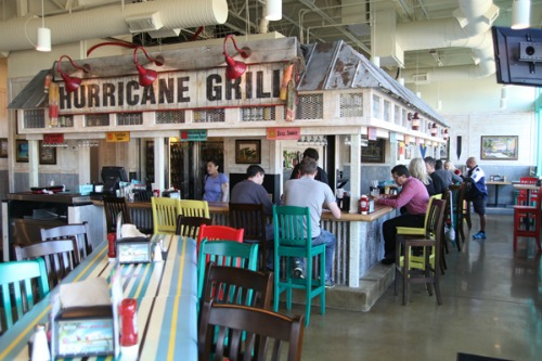 Hurricane Bar