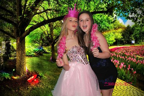 Fun Yellow Brick Road - Bat Mitzvah