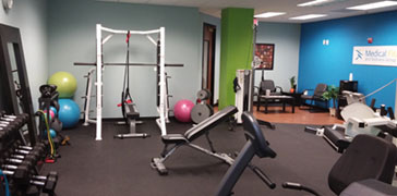 Welcome to Medical Fitness and Wellness Group.