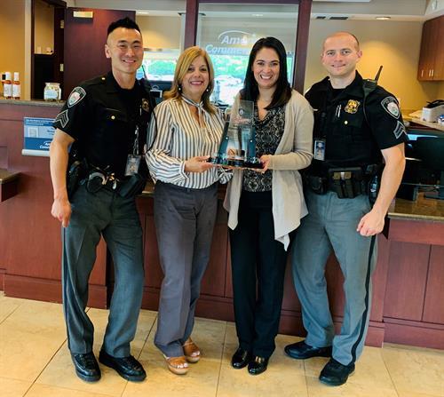 2019 Law Enforcement Torch Run Sponsor