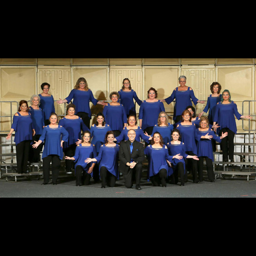 Georgia Sensation Chorus - Sweet Adelines International Region 14 2nd Place Division A and Overall Most Improved Chorus in 2017