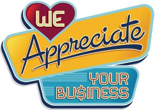 Twisted Spokes Bicycles Appreciates Your Business!