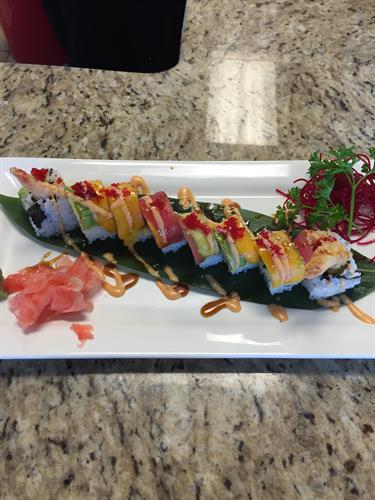 Johns Creek Roll
