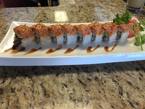 Paradise Roll