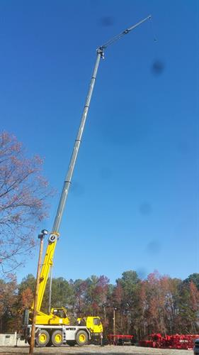 BAM Crane Services