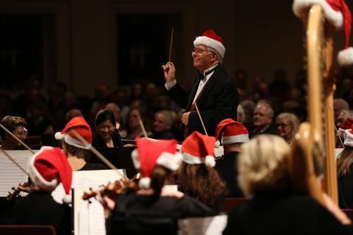 Johns Creek Symphony Orchestra presents Christmas Gala Holiday Pops ...