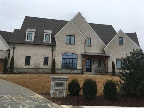 13000sqf house, post construction cleaning in Powder Springs