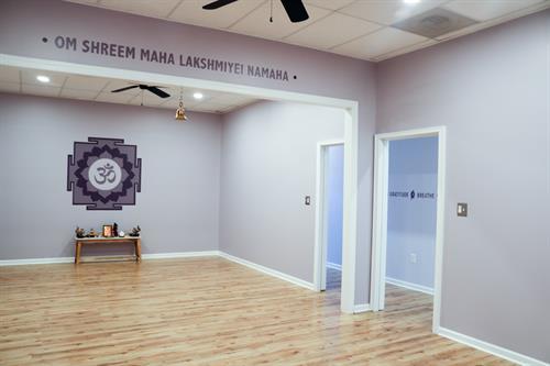 Yoga Studio Room