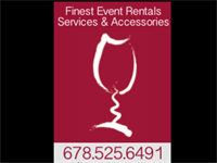 Finest Events-Rentals, Services & Accessories