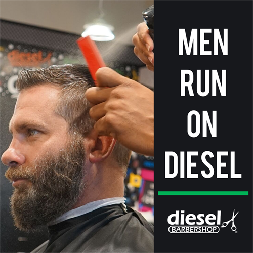 Men Run on Diesel