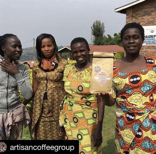 Rwandan Coffee Producers