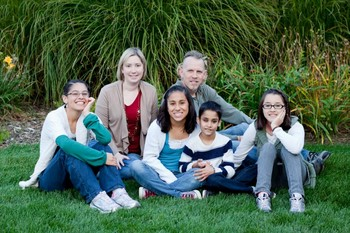 Bethany brings families together and provides a home for the most vulnerable children