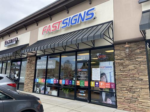 Come visit our storefront to see how we can elevate your brand!