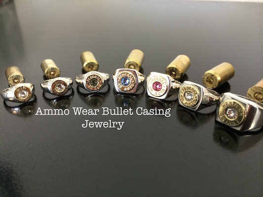 Ammo Wear Jewelry