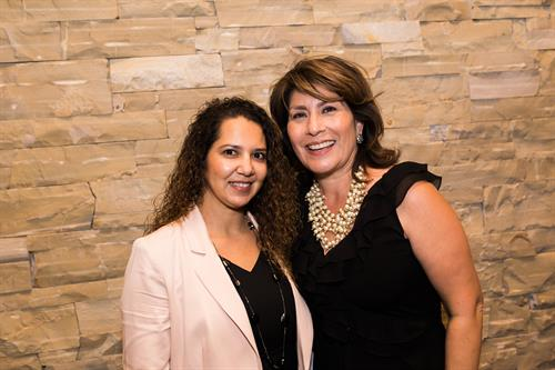 Michelle Shipman, Founder & CEO with Stephanie Pasos, Operations Manager