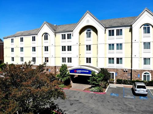 Welcome to Candlewood Suites, Santa Maria's only all-suites hotel