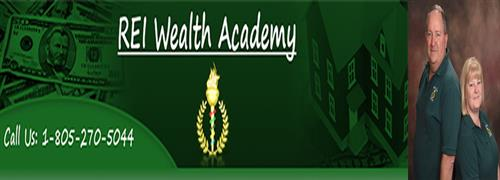 REI Wealth Academy Logo