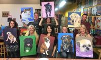 Adult Paint Your Pet!