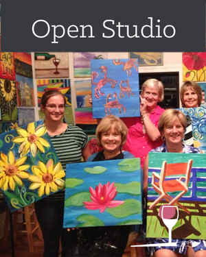 "Open Studio, ""You Choose"""