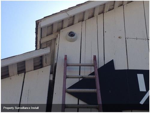 Property Surveillance Install
