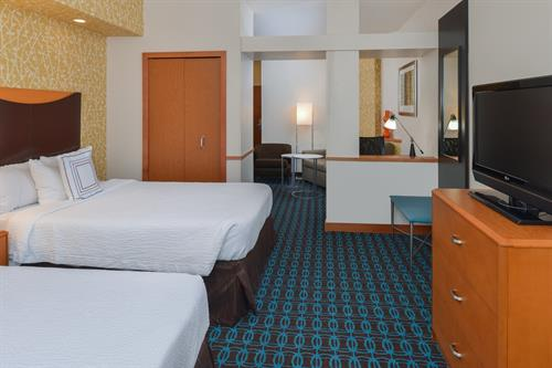 All rooms & suites offer complimentary high speed Internet