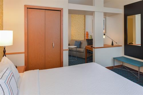 Rooms & Suites feature a flat screen TV with free movie channels