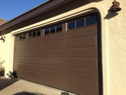 American Garage Door Openers Retail Service Repair Garage