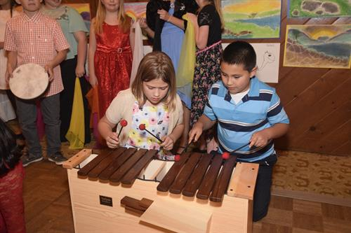 FUNDING ORFF INSTRUMENTS AND SUPPLIES FOR OUR CLASSROOM MUSIC CURRICULUM