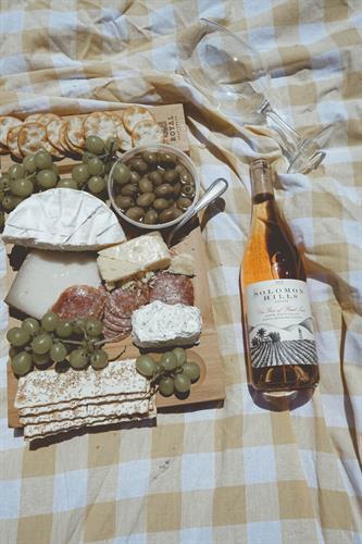 Solomon Hills Vin Gris of Pinot Noir