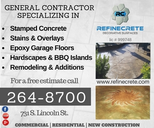 Refinecrete Services but wait... there is so much more!