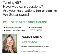 Tony Cravello Insurance & Financial Solutions