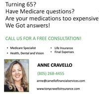 Tony Cravello Insurance & Financial Solutions